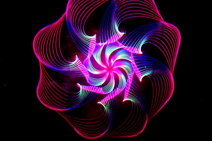 3D Laser Graphics