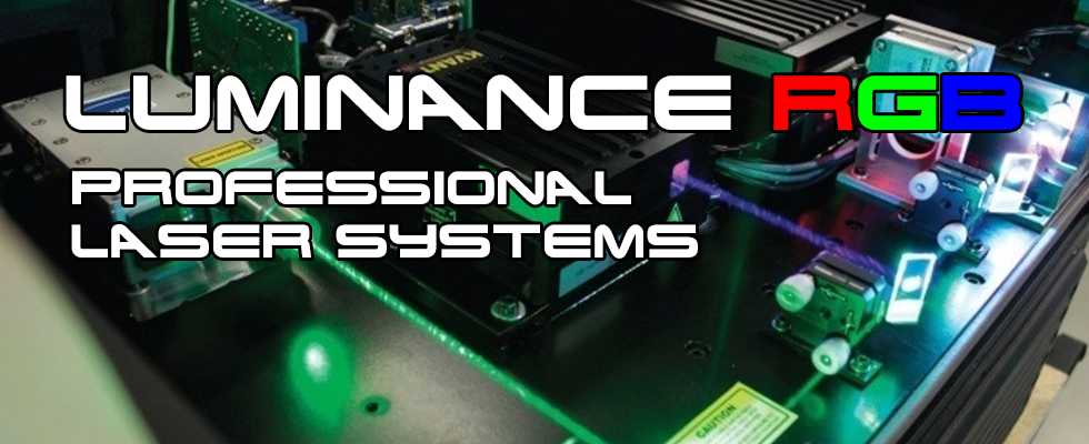 Luminance RGB Laser Systems